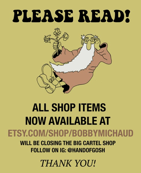 Image of PLEASE READ * NEW SHOP URL