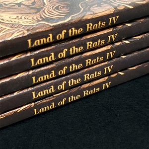 Land of the Rats - IV (Collected Edition)