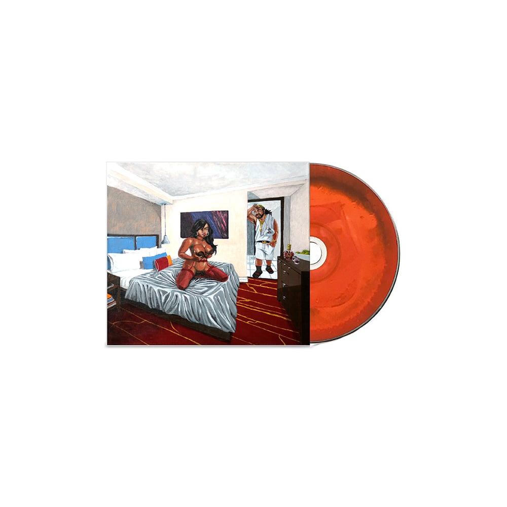 IWANNAFXCKJADAFIRE CD
