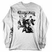 """Image of COMBAT FORCE """"FIGHT OR FLIGHT"""" LONG SLEEVE"""