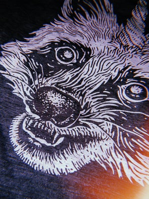 Image of Raccoonicorn Branded Tee