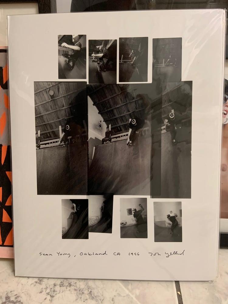 Sean Young, Oakland CA 1996