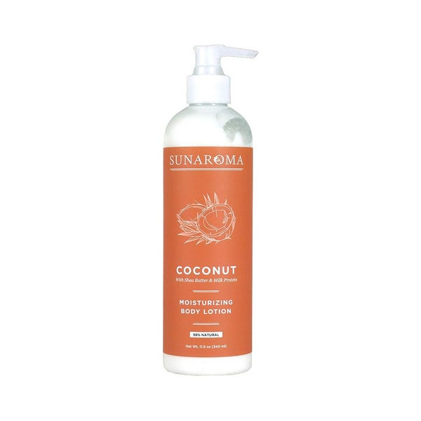 Image of YCoconut+moisturizing-Body Lotion: nourish skin, arthritis relief, enhances mood +