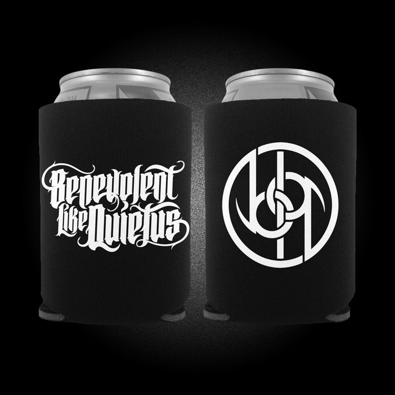 Image of Logo Can Koozie - White