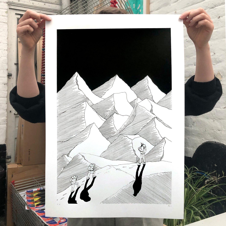 Montagne — B959