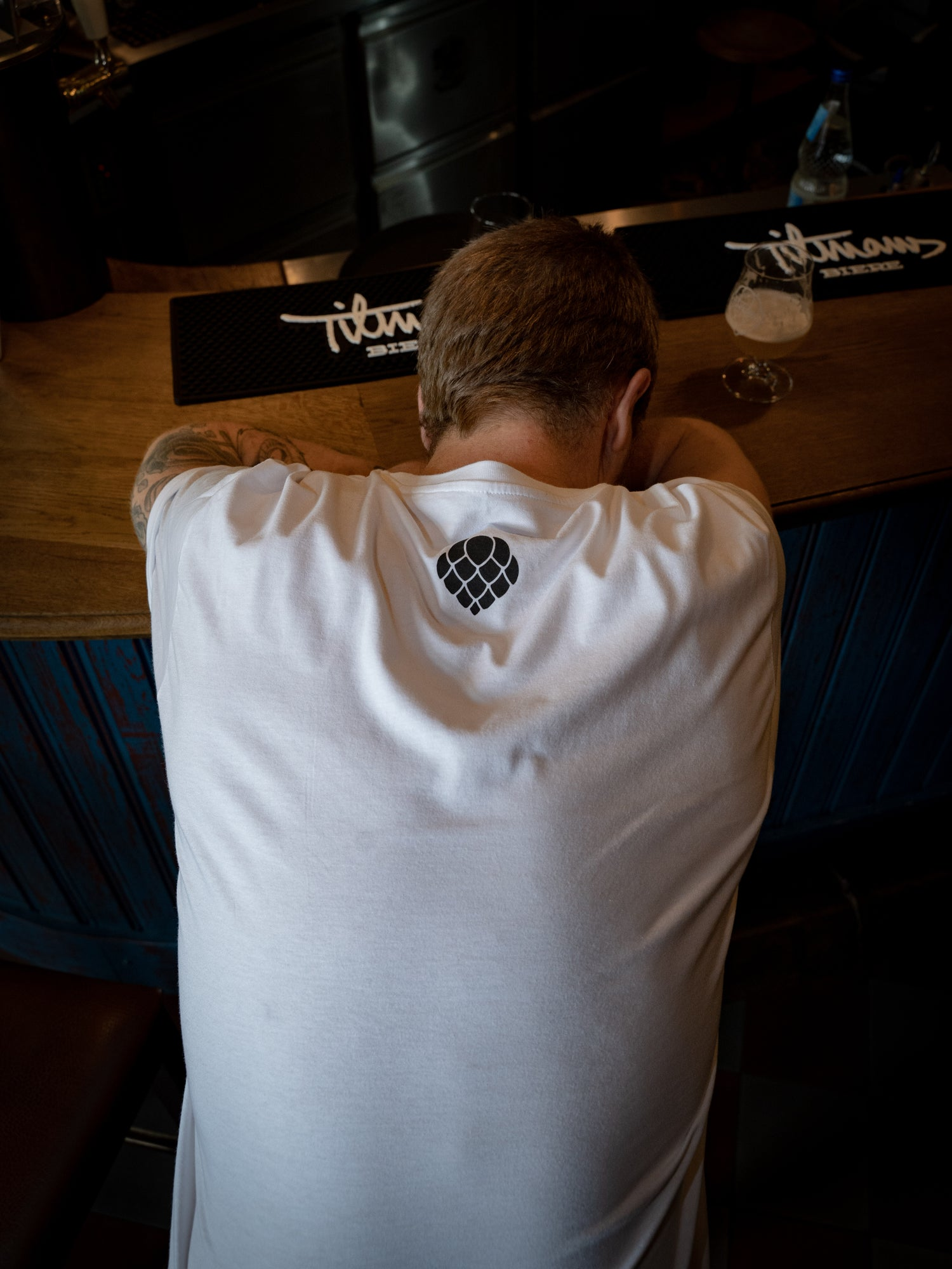 Image of Logo Shirt Weiss