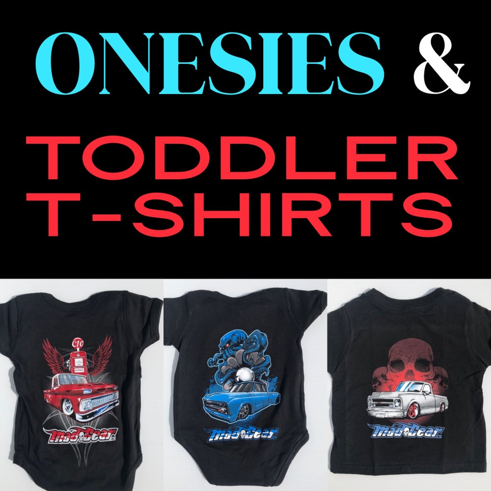Image of ONESIES & Toddler T-Shirts