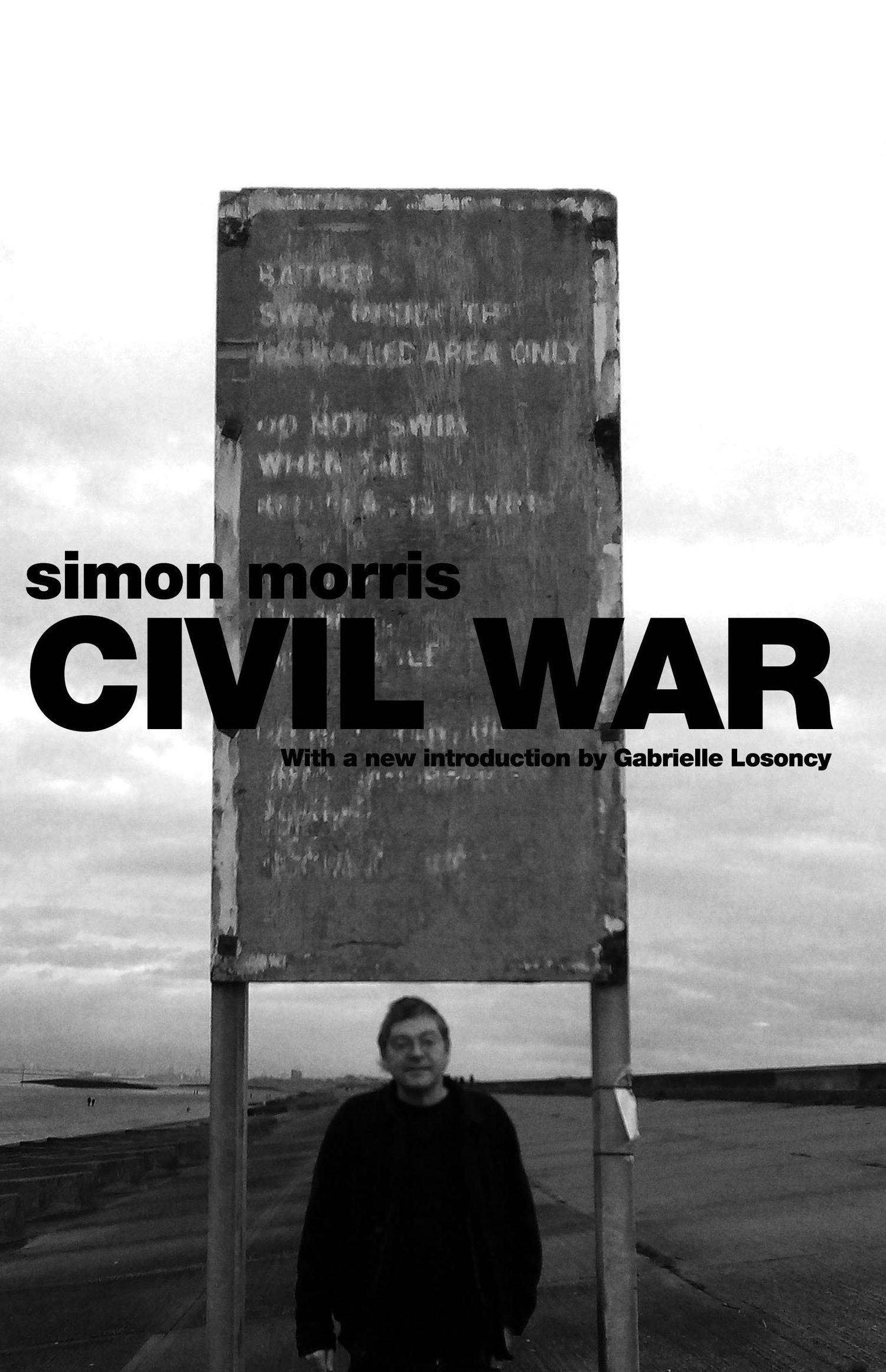 Image of <b>CIVIL WAR Special Edition</b> Simon Morris