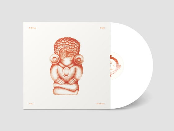 "Image of Nicola Cruz - Siku Reworks - Ltd. Edition 12"" Vinyl"