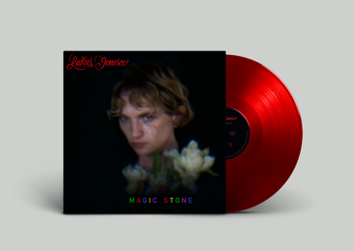 Image of Lukas Ionesco - Magic Stone (Vinyl Album Red Limited Edition)