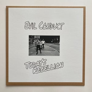 "Image of EVIL CONDUCT - Today's Rebellion 12"" *LIMITED*"