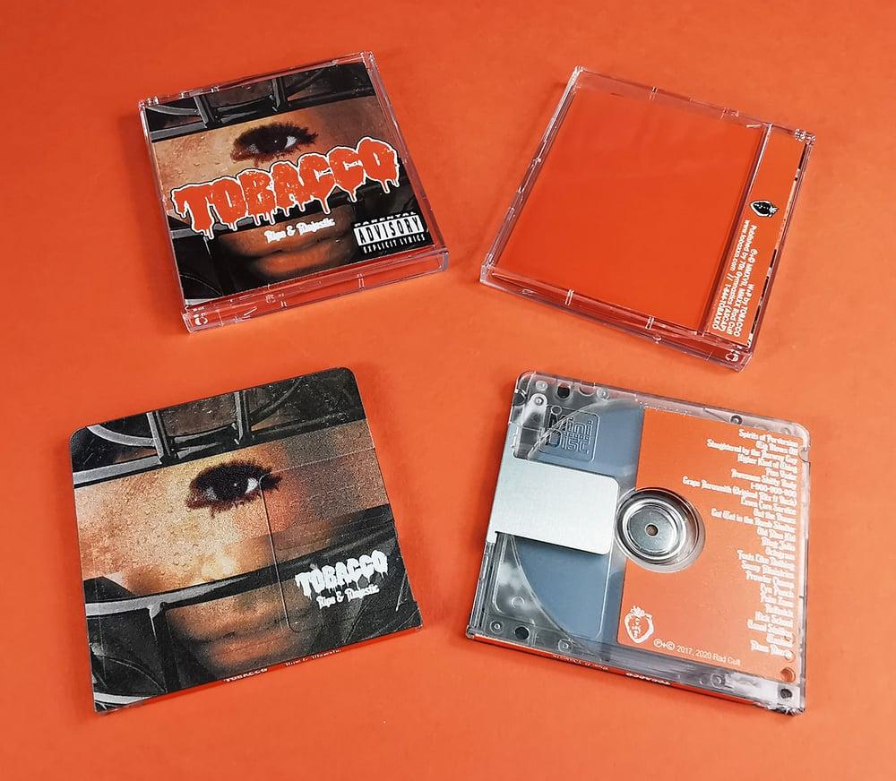"Image of TOBACCO ""Ripe & Majestic"" MiniDisc"