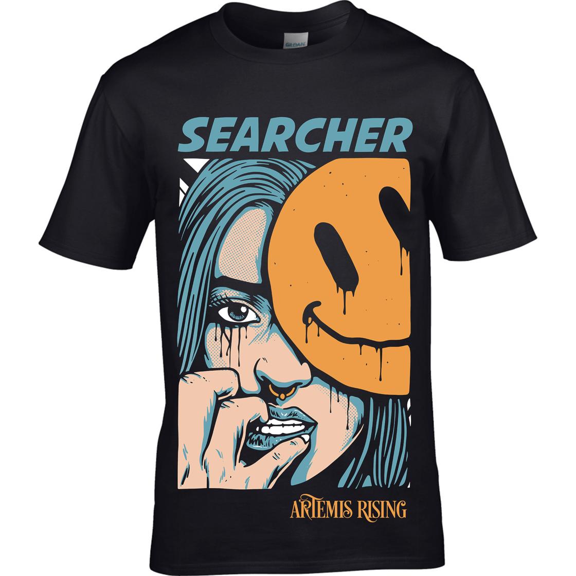 Image of Artemis Rising Searcher Shirt