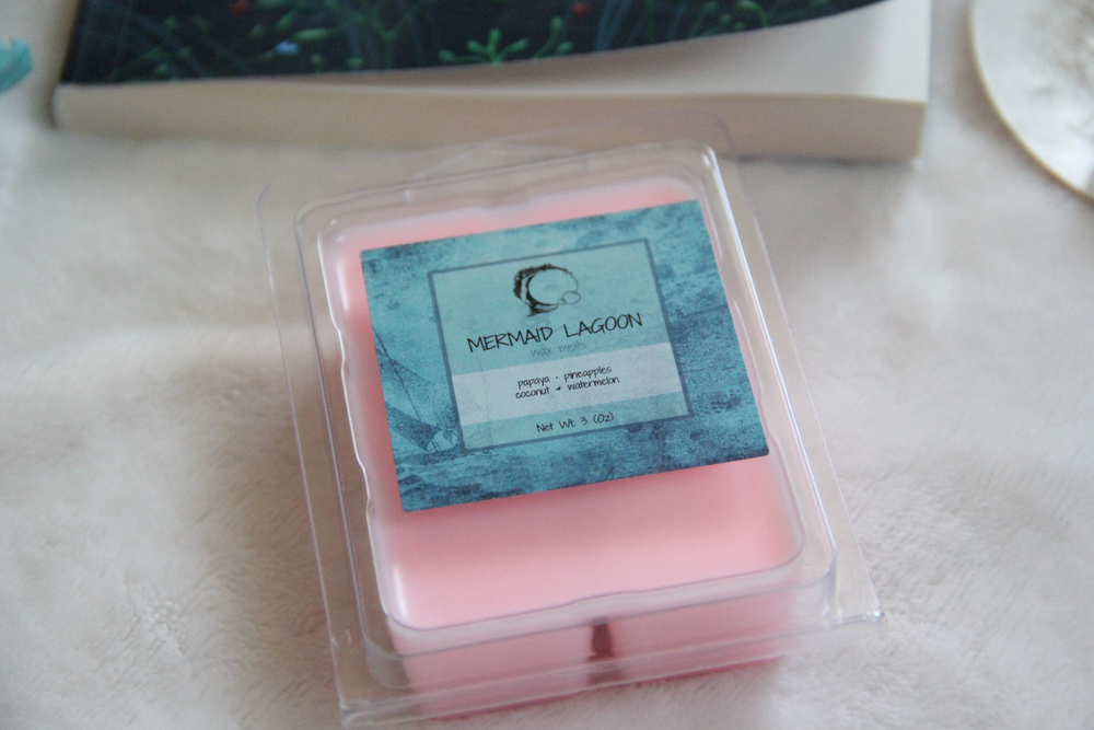 Image of Mermaid Lagoon Wax Melts