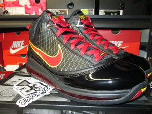 "Image of Air Max LeBron VII (7) QS ""Fairfax Away PE"" 2020"