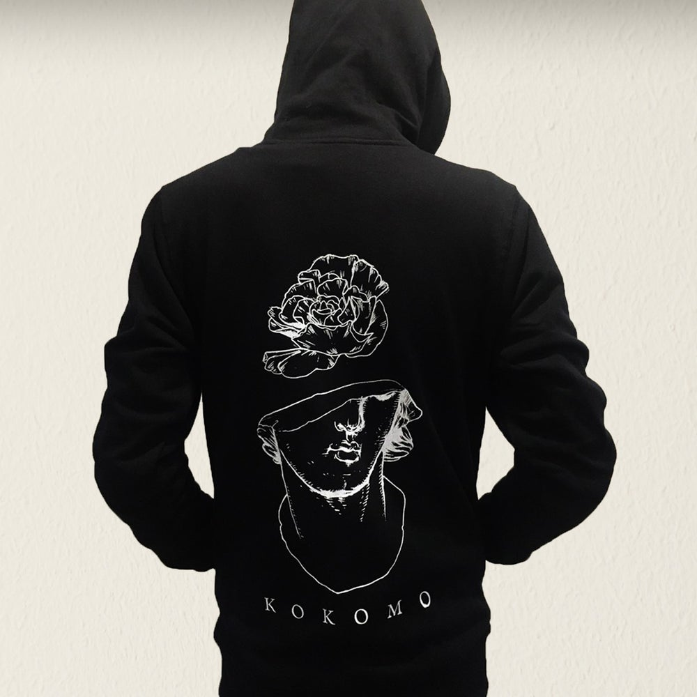 Zipper Hoodie: Illustrations