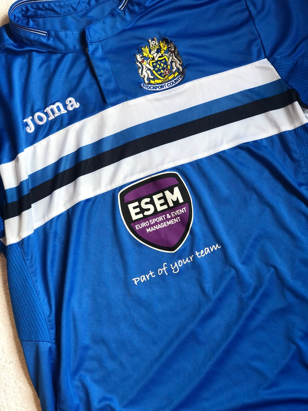 Image of Replica Joma 2016/17 Home Shirt