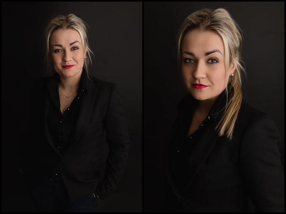 Image of ** Business portrait session ** Deposit only **