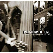 Image of Erik Koskinen Live @ The Real Phonic Radio Hour