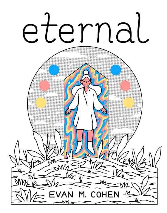 "Image of ""Eternal"" Comic"