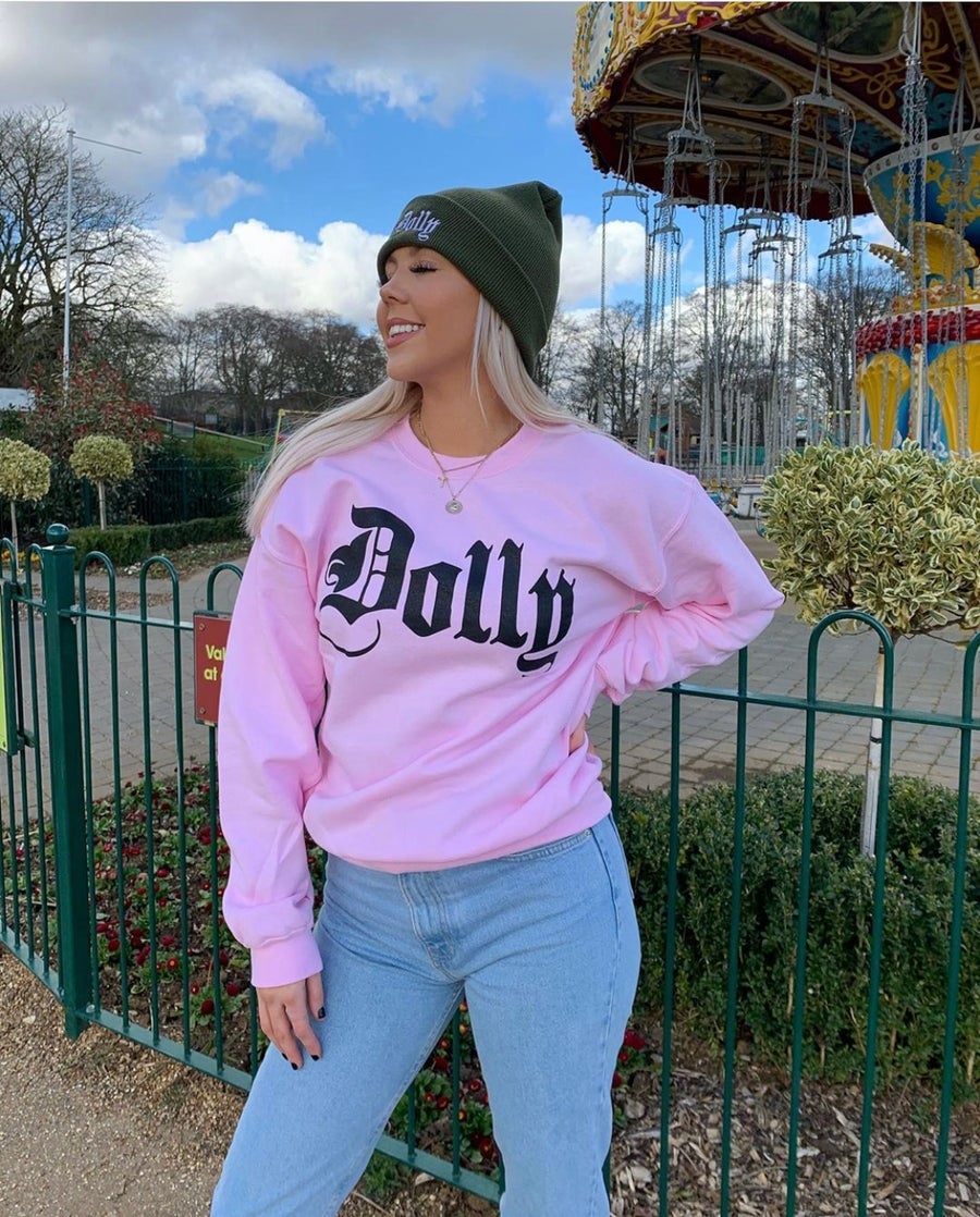 """Image of """"NEW""""Classic Dolly Jumper"""