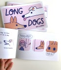 Long Dogs - Zine