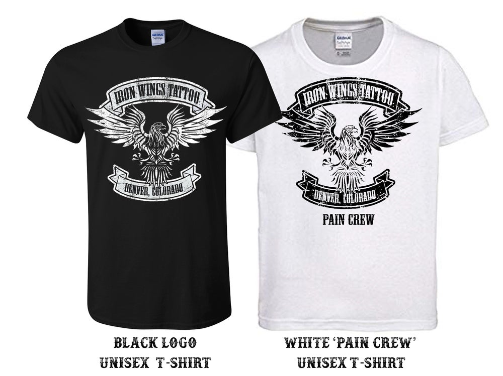 Image of Denver Unisex t-shirts