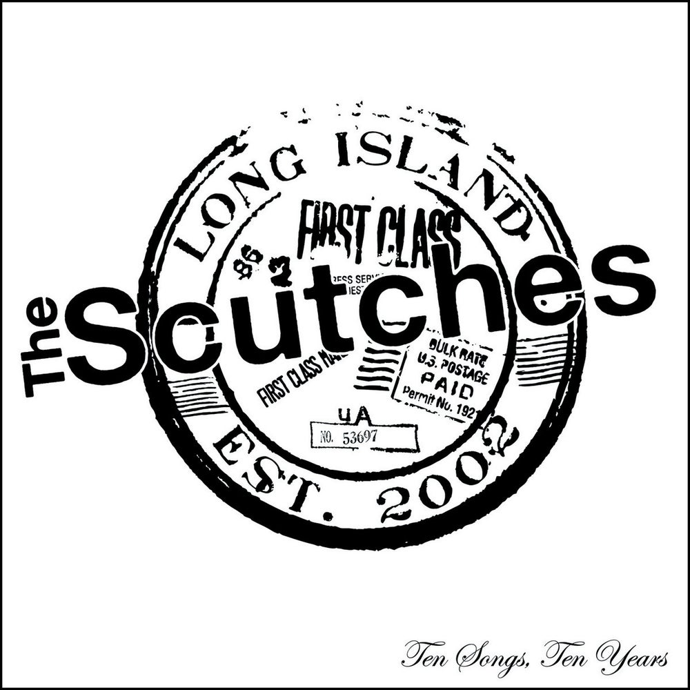 "Image of The Scutches - Ten Songs, Ten Years (12"")"