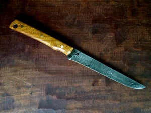 "Image of 6"" Damascus Boning Knife"