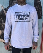 Image of Shop Sign Long Sleeve