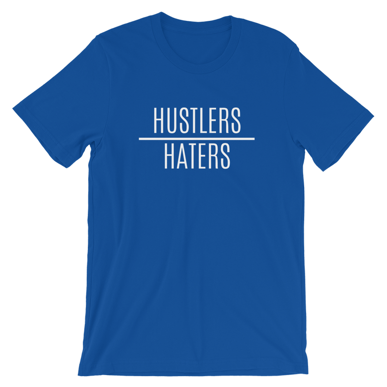 Image of Hustlers Over Haters - Royal