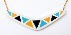 Image of GRAND boomerang NDEBELE