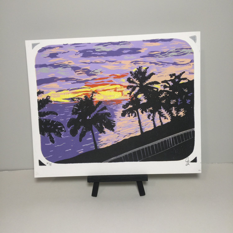 Image of Sunset World