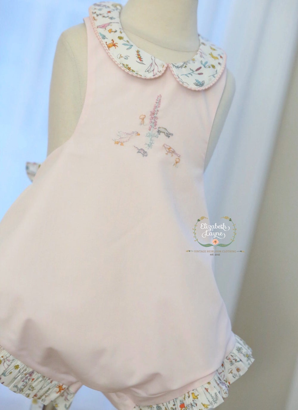 """Image of Liberty of London """"Thea"""" Vintage Sunsuit"""