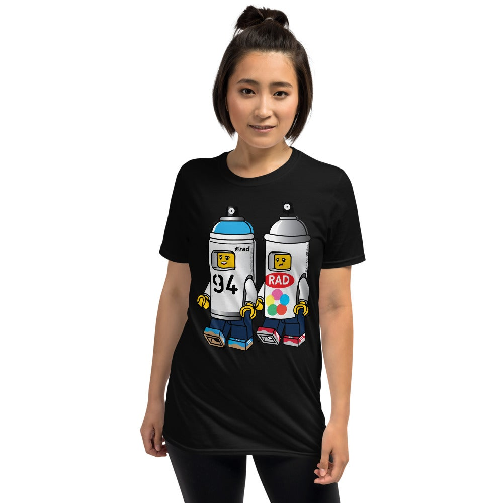 Spray Paint Cans ADULT + CHILD T-Shirts