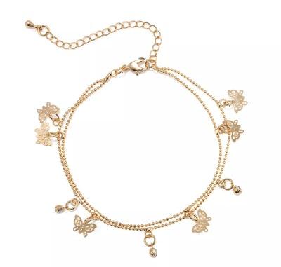 Image of Butterfly Bracelet/Anklet