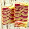 Grapefruit Tangelo Goat Milk Soap