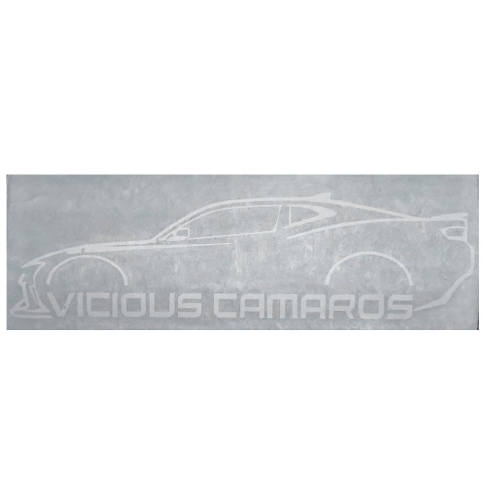 Image of 6th Gen Decal