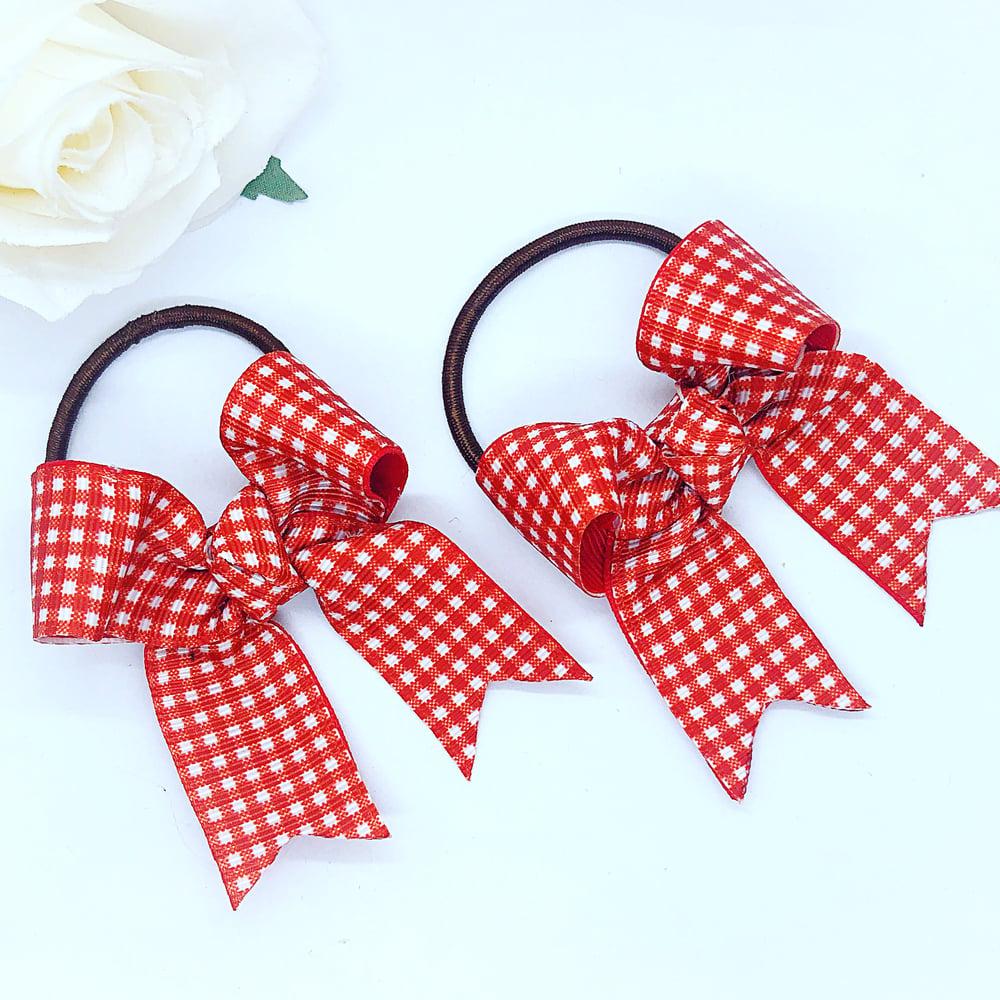 Image of 8 Ribbon bow school set
