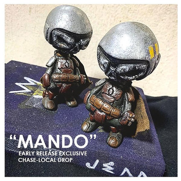 Image of MANDO - Early Release Exclusive Chase-Local Drop