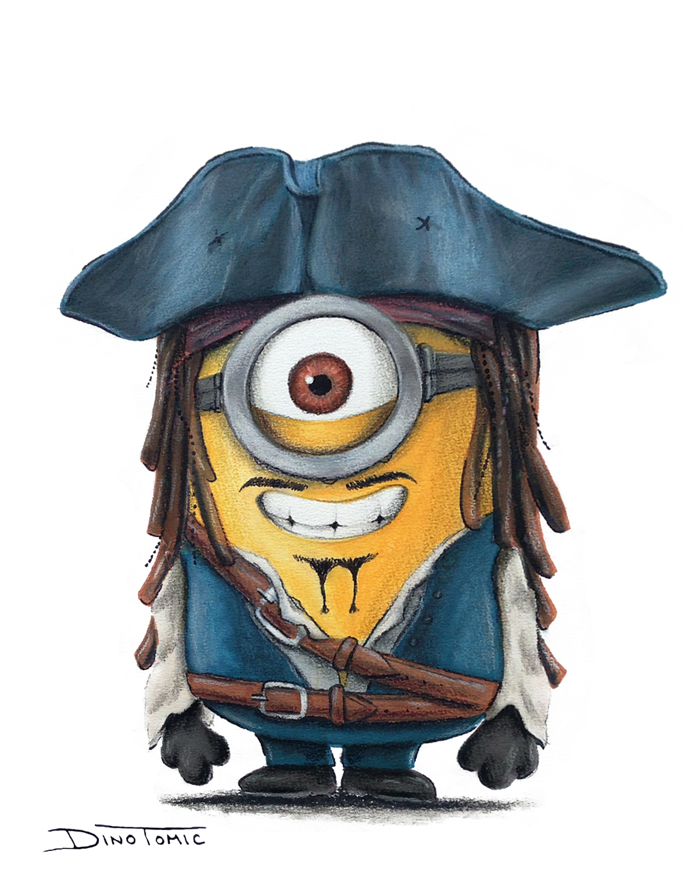 Image of #174 Minion Sparrow