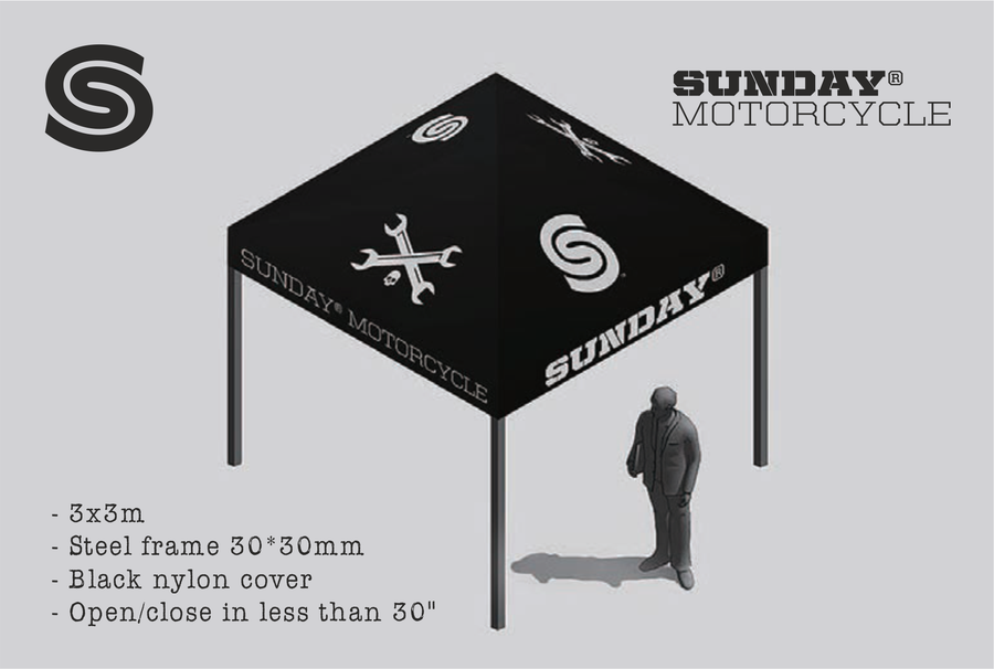 Image of Sunday Motors® instant shelter