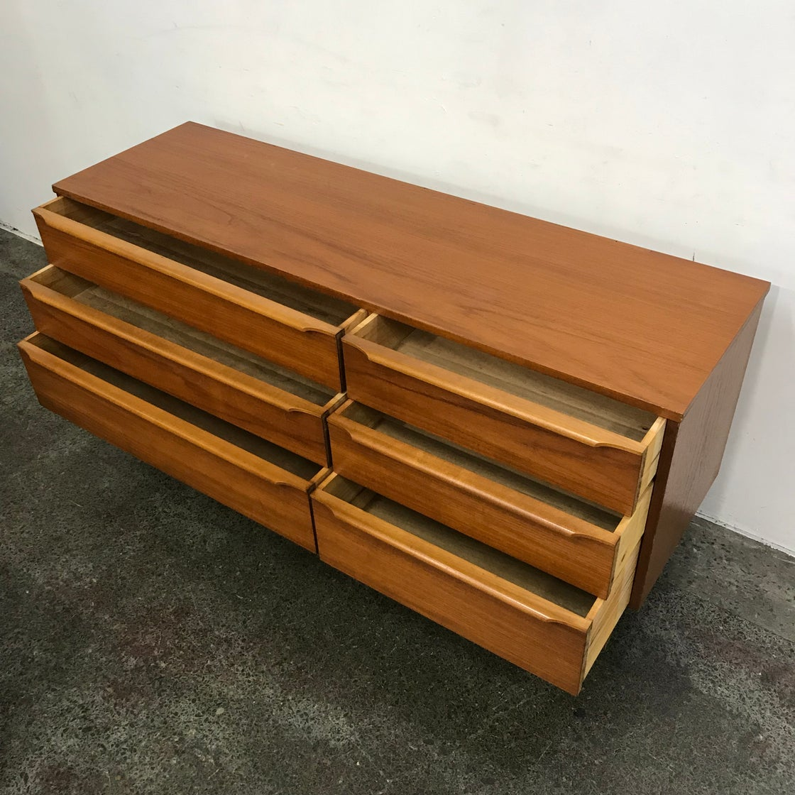 Image of 1960s DRAWERS