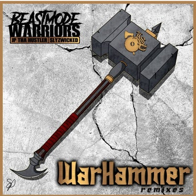 Image of BEASTMODE WARRIORS : WARHAMMER REMIXES