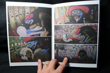 Image of XUWWUU - A Furvert Fairytale by Gabriel Delmas