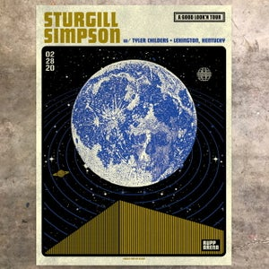 Image of Sturgill Simpson, Rupp Arena 02.28.20