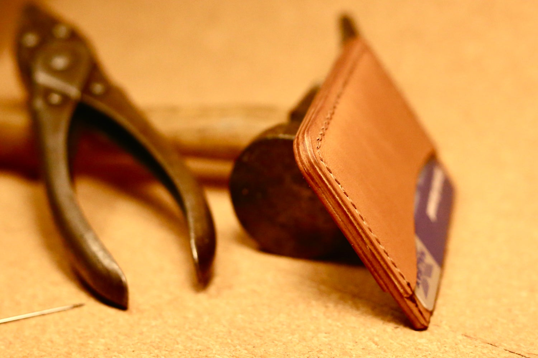 Image of Filey - Three Pocket Flat Faced Wallet