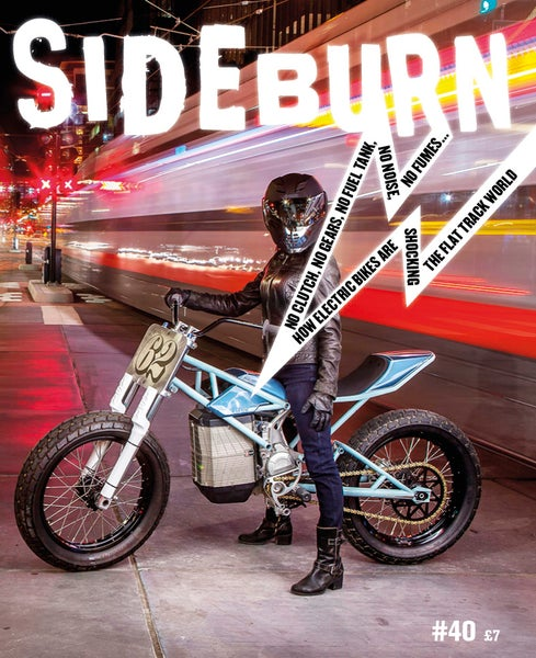 Image of Sideburn 40 - 20% off for January 2021