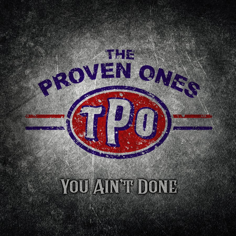 """Image of The Proven Ones - """"You Ain't Done"""" CD"""