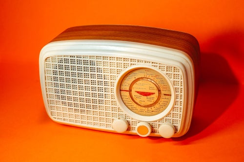 Image of ARMSTRONG BABY TYPE 2 (1956) RADIO VINTAGE BLUETOOTH